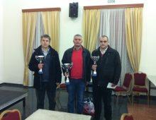 Milan Draško, Dragiša Blagojević, Veljko Draganić
