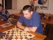 Vlaho Marunčić prvak grada Dubrovnik u šahu za 2013.